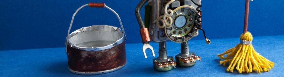 Robotisering in de schoonmaak